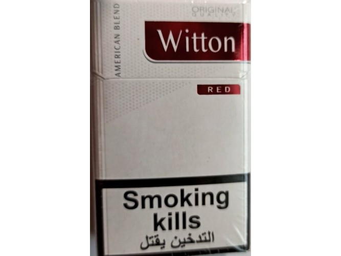 Сигареты Witton KS Red